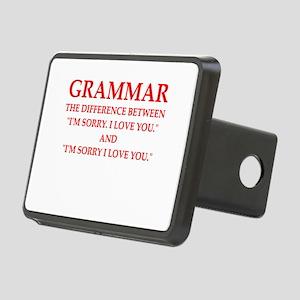 grammar Hitch Cover