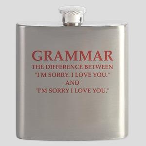 grammar Flask