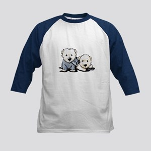 Griffin and Winston Kids Baseball Jersey