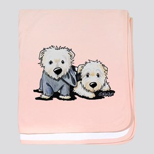 Griffin and Winston baby blanket