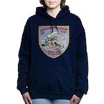 USS EVERETT F. LARSON Women's Hooded Sweatshirt