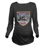 USS EVERETT F. LARSO Long Sleeve Maternity T-Shirt