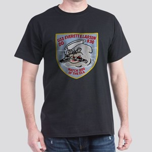 USS EVERETT F. LARSON Dark T-Shirt