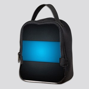 Abstract Neoprene Lunch Bag