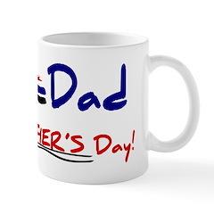 Happy Father's Day Step-Dad 1 - Mug Mugs