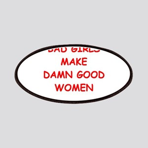 bad girls Patches