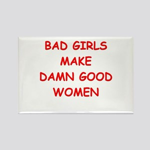 bad girls Magnets