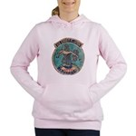 USS EVERETT F. LARSON Women's Hooded Sweatshirt