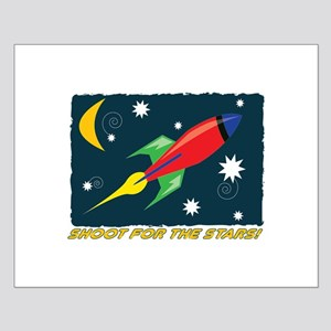 Shoot For The Stars! Posters