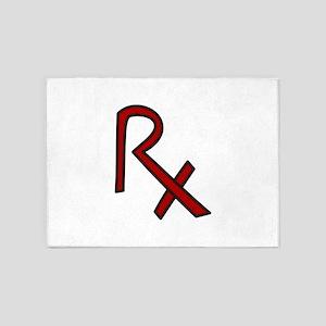 RX Pharmacist 5'x7'Area Rug