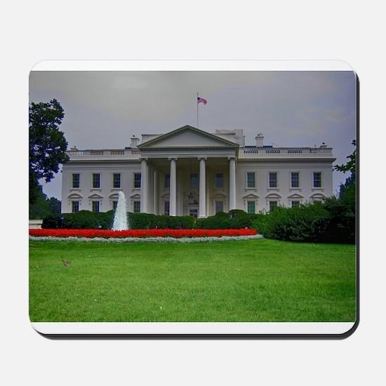 White House Mousepad