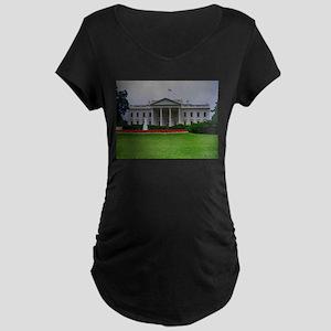 White House Maternity T-Shirt