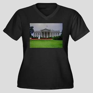 White House Plus Size T-Shirt