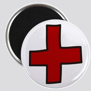 Red Cross Magnets