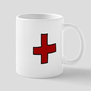 Red Cross Mugs