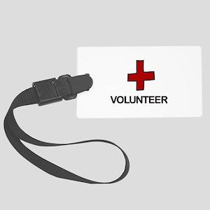 Volunteer Luggage Tag