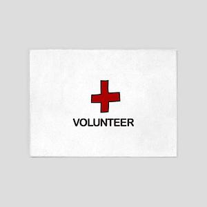 Volunteer 5'x7'Area Rug