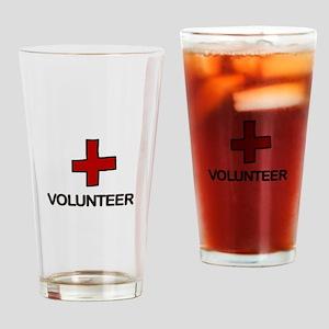 Volunteer Drinking Glass