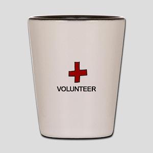 Volunteer Shot Glass