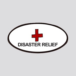 Disaster Relief Patches