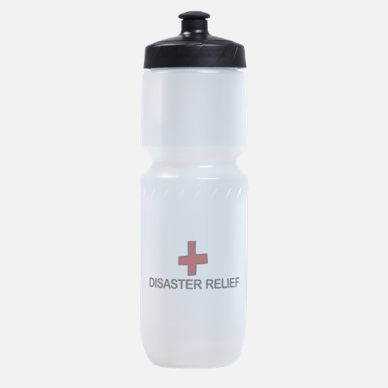 Disaster Relief Sports Bottle