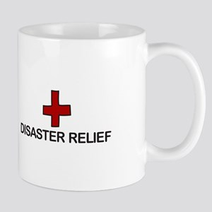 Disaster Relief Mugs