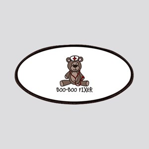 Boo Boo Fixer Patches
