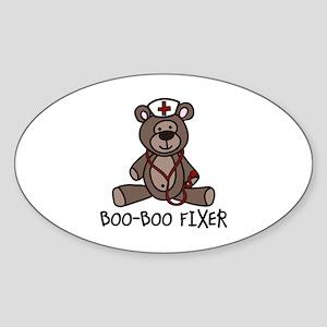 Boo Boo Fixer Sticker