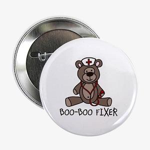 """Boo Boo Fixer 2.25"""" Button"""