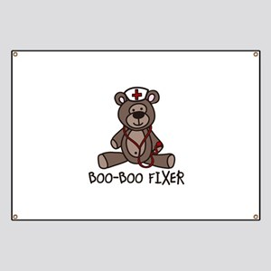 Boo Boo Fixer Banner