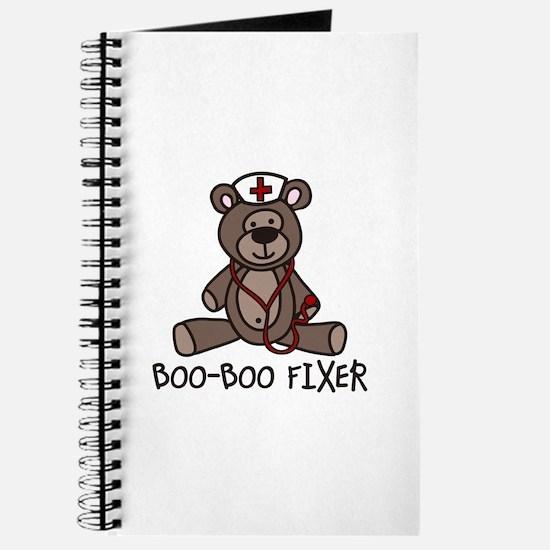 Boo Boo Fixer Journal