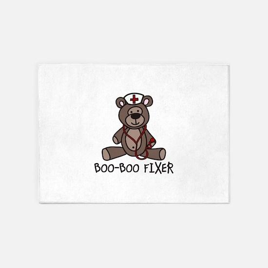 Boo Boo Fixer 5'x7'Area Rug
