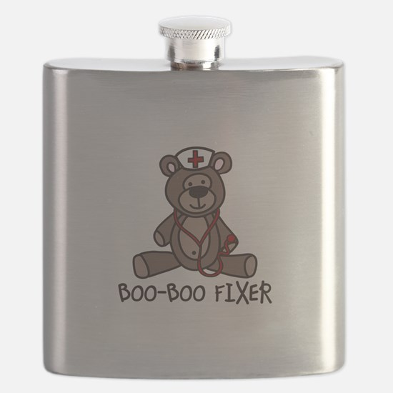 Boo Boo Fixer Flask