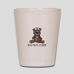 Boo Boo Fixer Shot Glass