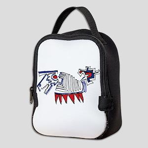 Hyena Neoprene Lunch Bag