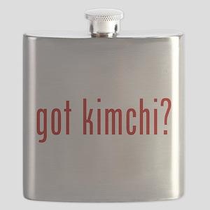 got kimchi? Flask