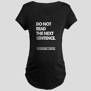 Little Rebel Maternity T-Shirt