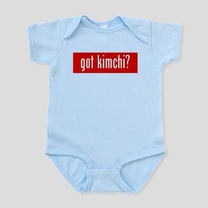 got kimchi? Body Suit
