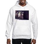 The Unemployment Line Hooded Sweatshirt