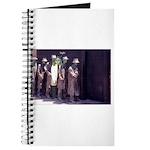 The Unemployment Line Journal