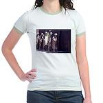 The Unemployment Line Jr. Ringer T-Shirt