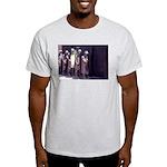 The Unemployment Line Light T-Shirt