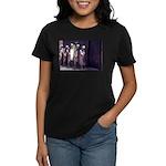 The Unemployment Line Women's Dark T-Shirt