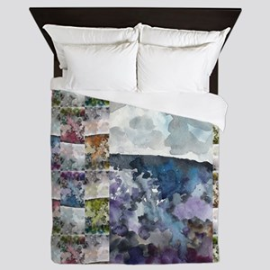 Storm Coming Queen Duvet