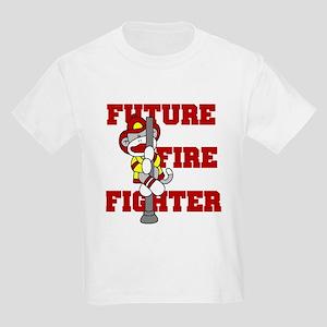Future Fire Fighter Kids Light T-Shirt