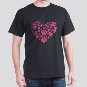 I love animals Dark T-Shirt