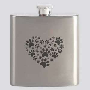 I love animals Flask