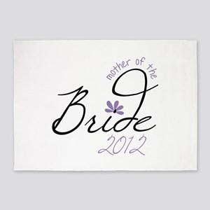 Mother of The Bride 2012 5'x7'Area Rug