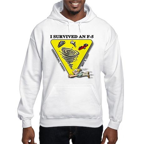 Kansas Tornado Hooded Sweatshirt