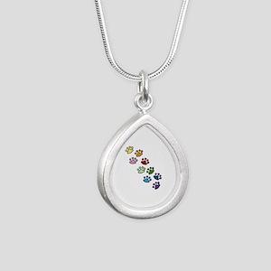 Paw Prints Necklaces